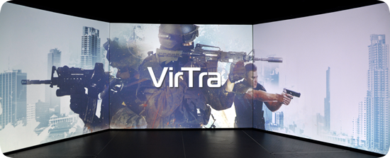 Virtra Simulator